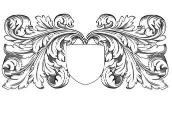 decoration shield