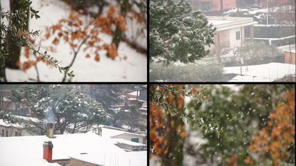 Snowfall - Multiscreen - Sequence