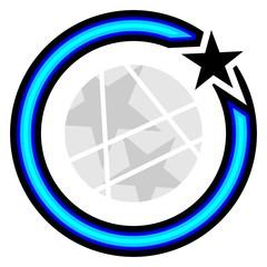 Emblema circular