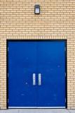 Gymnasium door poster