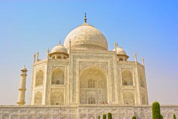 Taj Mahal Agra, Uttar pradesh, India