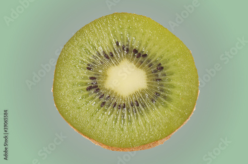 halbe Kiwi