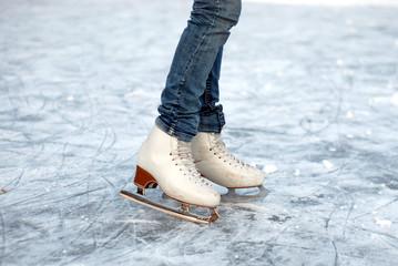Schlittschuhe Eiskunstlaufen