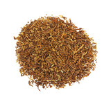 Pipe Tobacco Overhead View