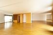 beautiful apartment, interior hardwood floors, hall
