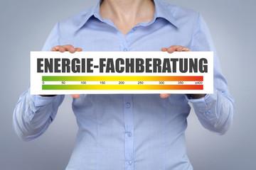 Energie-Fachberatung