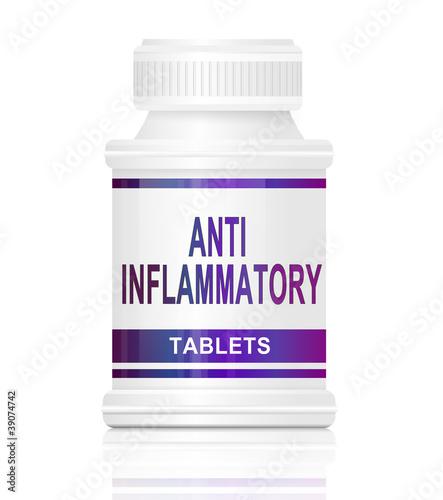 Anti inflammatory medication.