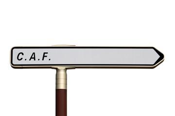 Direction ' la Caisse d'Allocations Familiales '