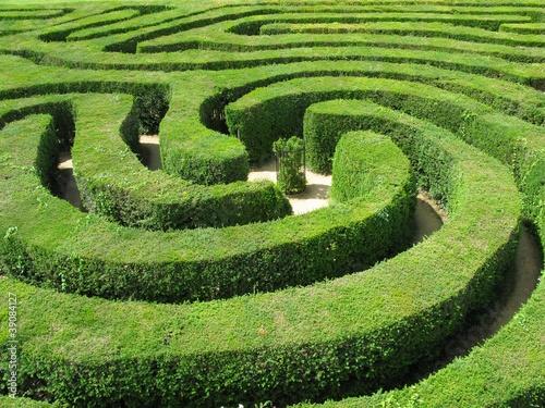 Papiers peints Attraction parc Labyrinth