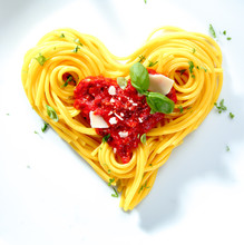 """Постер, картина, фотообои """"Spaghetti For A Loved One"""""""