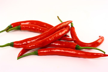 pile of red chilli pepper