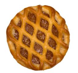 Dutch fruit pie