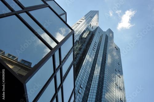 Hochhaus in Frankfurt