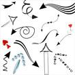 set - arrows