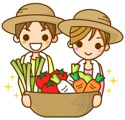 農家 夫婦