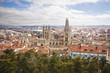 Vista panoramica de Burgos