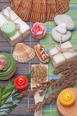 Handmade Soap with natural ingredients
