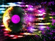 Vinyl record explosion.
