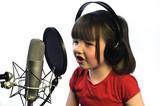 Little Girl Singing