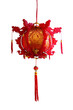 Red Paper Chinese Lantern to Celebrate Chinese New Year