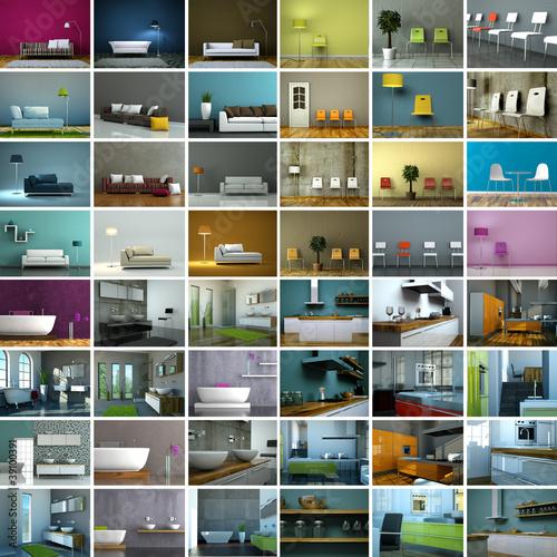 Bildersammlung - 48 Innendesign Bilder