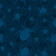 Another Spider Wallpaper Seamless Pattern Background