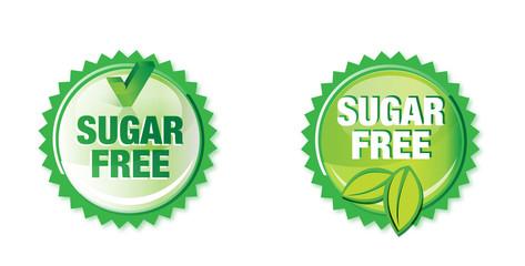 produit, aliment sans sucre, avec 0% de sucre