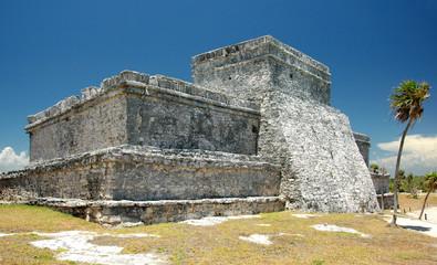 RUINAS MAYAS DE TULUM, MEXICO