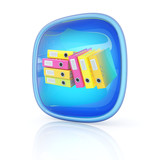 Documents icon 3d