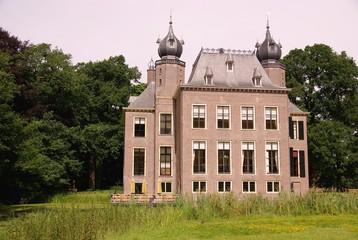 Castle Oud Poelgeest in Oegstgeest in the Netherlands