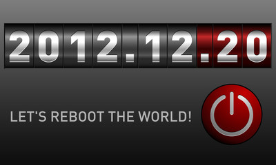 Let's reboot the world!