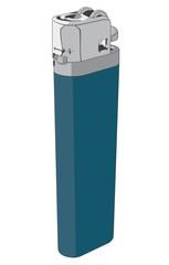 Generic Plastic Lighter