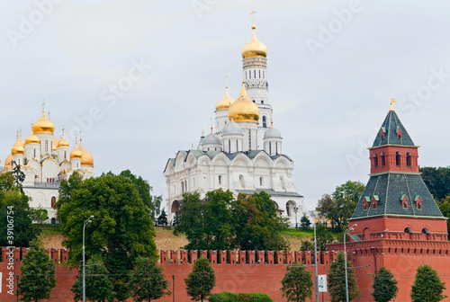 Annunciation Cathedral, Archangel's Cathedral, Ivan the Great Be
