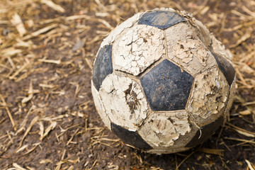 The old ball