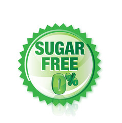 produit sans sucre, avec 0% de sucre