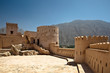 canvas print picture - The Nakhl Fort in Al Batinah, Oman