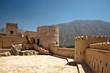 Leinwanddruck Bild - The Nakhl Fort in Al Batinah, Oman