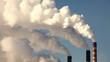 thermal power plant, smoke