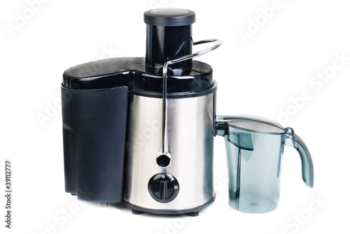 juice extractor isolated on white background