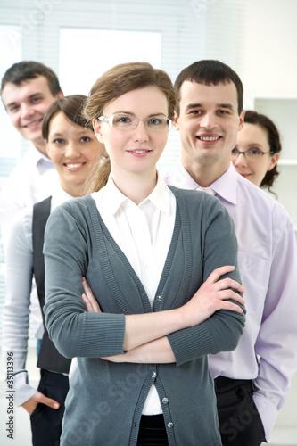 businesss team