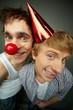 Like clowns