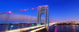 George Washington Bridge panorama