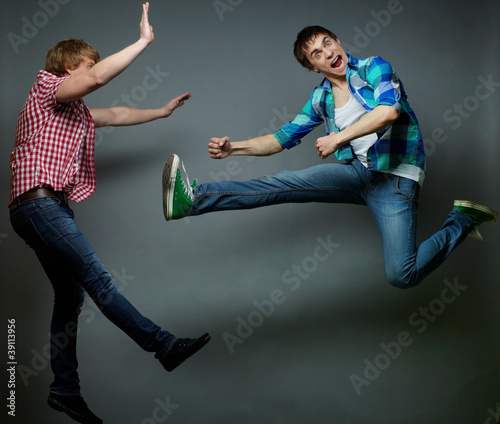 Tricky jump