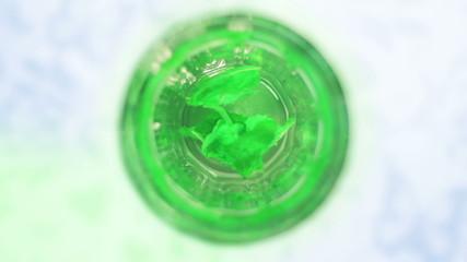 HD: Fresh Green Mint Tea