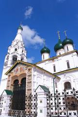 Церковь Ильи Пророка, Ярославль