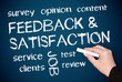 Feedback and Satisfaction