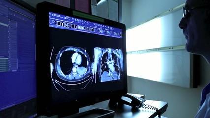 medical - radiologist