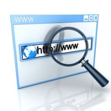 Search web-page