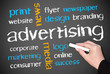 Advertising - Business Concept