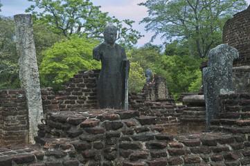 rovine di polonnaruwa